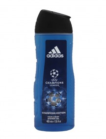 Adidas 13.5 fl oz 2 in 1 Shower Gel - UEFA Champions Edition