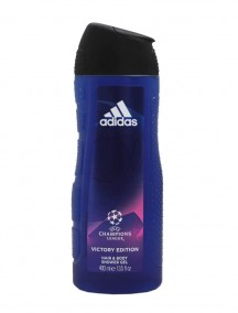 Adidas 13.5 fl oz 2 in 1 Shower Gel - UEFA Victory Edition
