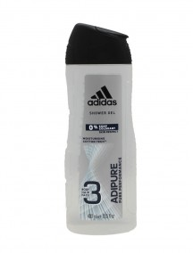 Adidas 13.5 fl oz 3 in 1 Shower Gel - Adipure