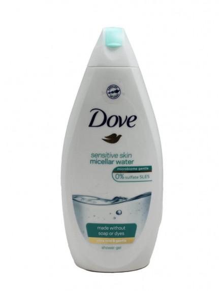 Dove 500 ml Body Wash - Sensitive Skin Micellar Water