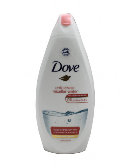Dove 500 ml Body Wash - Anti-Stress Micellar Water