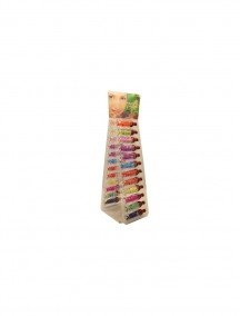 Gabriella Fruity Lip Gloss Assorted Scents 24 ct Display