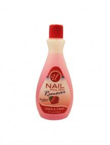 Nail Polish Remover 8 oz. Strawberry