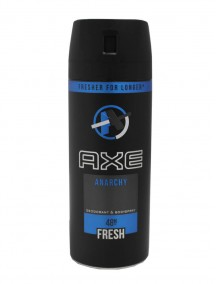 Axe Deodorant Body Spray 150 ml - Anarchy