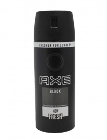 Axe Deodorant Body Spray 150 ml - Black