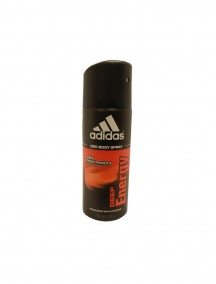 Adidas Deodorant Body Spray 150 ml - Deep Energy