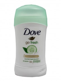 Dove 1.6 oz Deodorant Stick - Go Fresh Cucumber & Green Tea