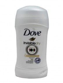 Dove 1.6 oz Deodorant Stick - Invisible Dry Clean Touch