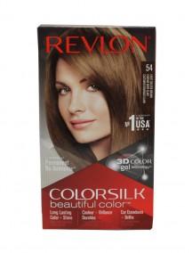 Revlon Colorsilk Permanent Hair Color - Light Golden Brown 54
