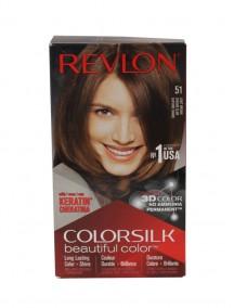 Revlon Colorsilk Permanent Hair Color - Light Brown 51