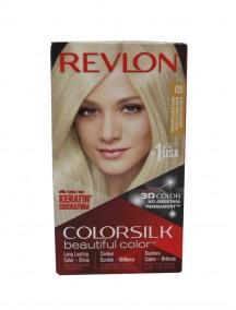 Revlon Colorsilk Permanent Hair Color - Ultra Light Ash Blonde 05