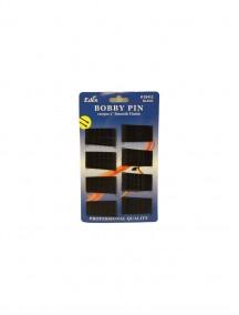 Eden Bobby Pin 120pcs Black 2 inch Smooth