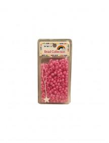 Hair Beads Pink