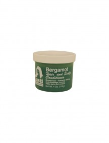 Lusti Bergamot Hair & Scalp Conditioner 4oz Green