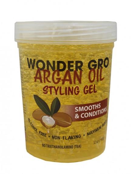 Wonder Gro Argan Oil Styling Gel 32 oz