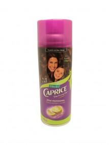 Caprice Fijado Extra Firme 316 ml Con Esencia de Kiwi y Lavanda Hair Spray