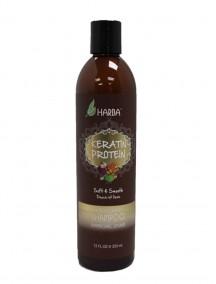Harba Keratin Protein Smoothing Shampoo 12 fl oz