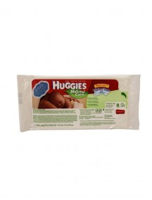 Huggies Natural Care Baby Wipes 8 ct - Fragrance Free