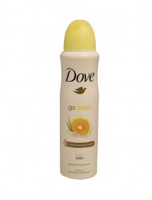 Dove Go Fresh 150 ml Anti-Perspirant/Anti-Transpirant - Grapefruit & Lemongrass Scent