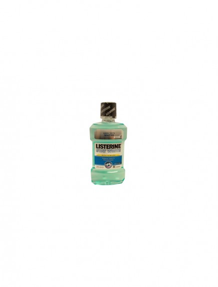 Listerine Stay White 250 ml Mouthwash - Arctic Mint