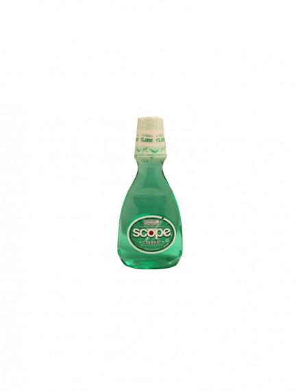 Scope Classic Mouthwash 250ml Original Mint