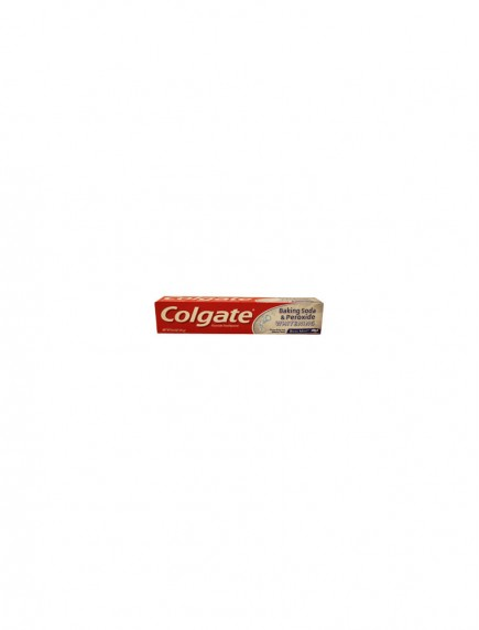 Colgate Baking Soda & Peroxide Whitening 6.4 oz Brisk Mint Toothpaste