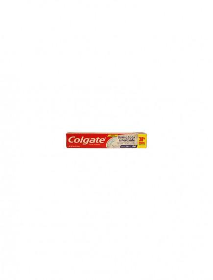 Colgate Baking Soda & Peroxide Whitening- Brisk Mint Paste 8.2 oz