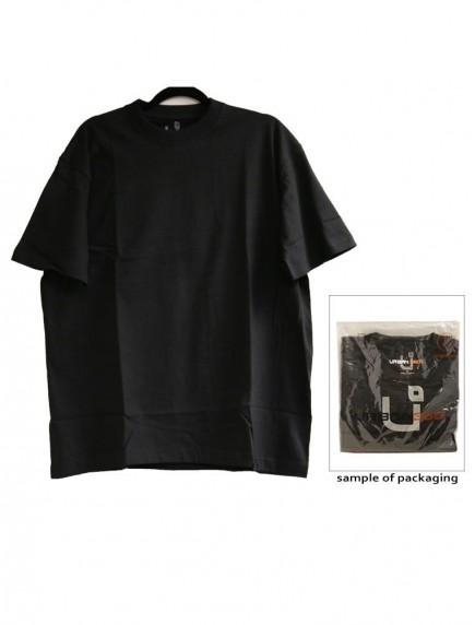 Urban 360 Short Sleeve Crew Neck Shirt Size S - Black Color