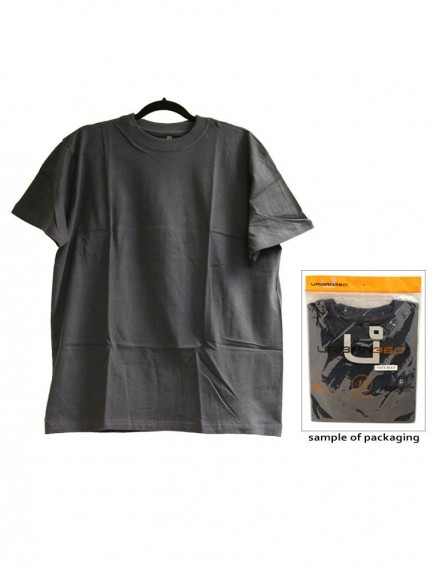 Urban 360 Short Sleeve Crew Neck Shirt Size M - Navy Blue Color
