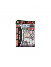 Men Boxer Shorts 3pk Size S-XL
