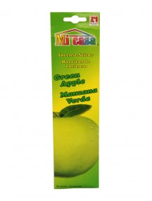 Mi Casa Incense Sticks 22 ct - Green Apple