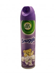 Air Wick Snuggle Air Freshener 8 oz - White Lavender