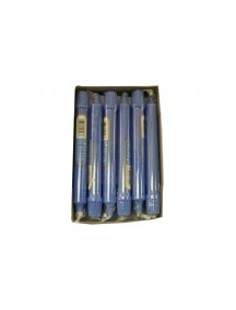 Formal Candles Blue 8 inch