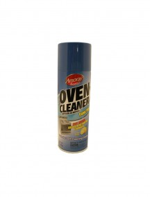 Amoray Oven Cleaner Fume Free Lemon Scent 12 oz.