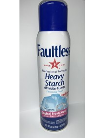 Faultless Professional Formula Heavy Starch 20 oz - Original Fresh Scent