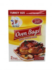 Home Select Oven Bags 2 ct - Turkey Size