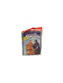 Adult Emergency Poncho Assorted Colors