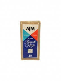 AJM Lunch Bags 40ct