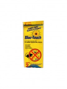Blue Touch Jumbo Glue Trap with Peanut Scent 2 ct