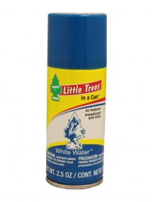 Little Trees in a Can 2.5 oz Air Freshener - White Water