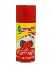 Little Trees in a Can 2.5 oz Air Freshener - Strawberry