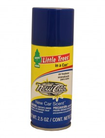 Little Trees in a Can 2.5 oz Air Freshener - New Car Scent