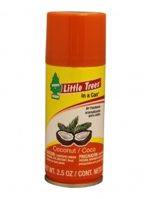 Little Trees in a Can 2.5 oz Air Freshener - Coconut