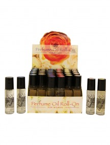 Perfume Oil Roll On For Women 0.30 oz - 36 ct Display - #A