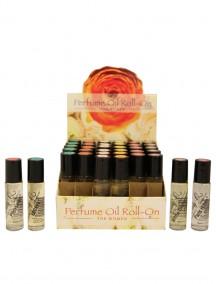 Perfume Oil Roll On For Women 0.30 oz - 36 ct Display - #B