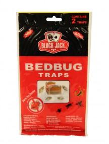 Black Jack Bed Bug Glue Traps 2 ct