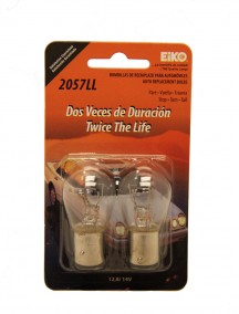 Eiko Auto Replacement Bulbs 14v 2 ct - 2057LL