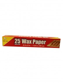 Kitchen Works Wax Paper 25 sq ft