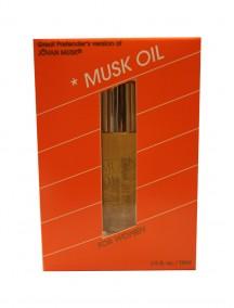 Musk Version Fragrance Oil 0.33 oz