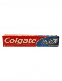 Colgate Cavity Protection 6 oz Toothpaste - Great Regular Flavor